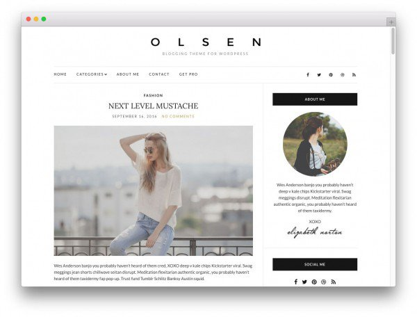 Ask for: Olsen